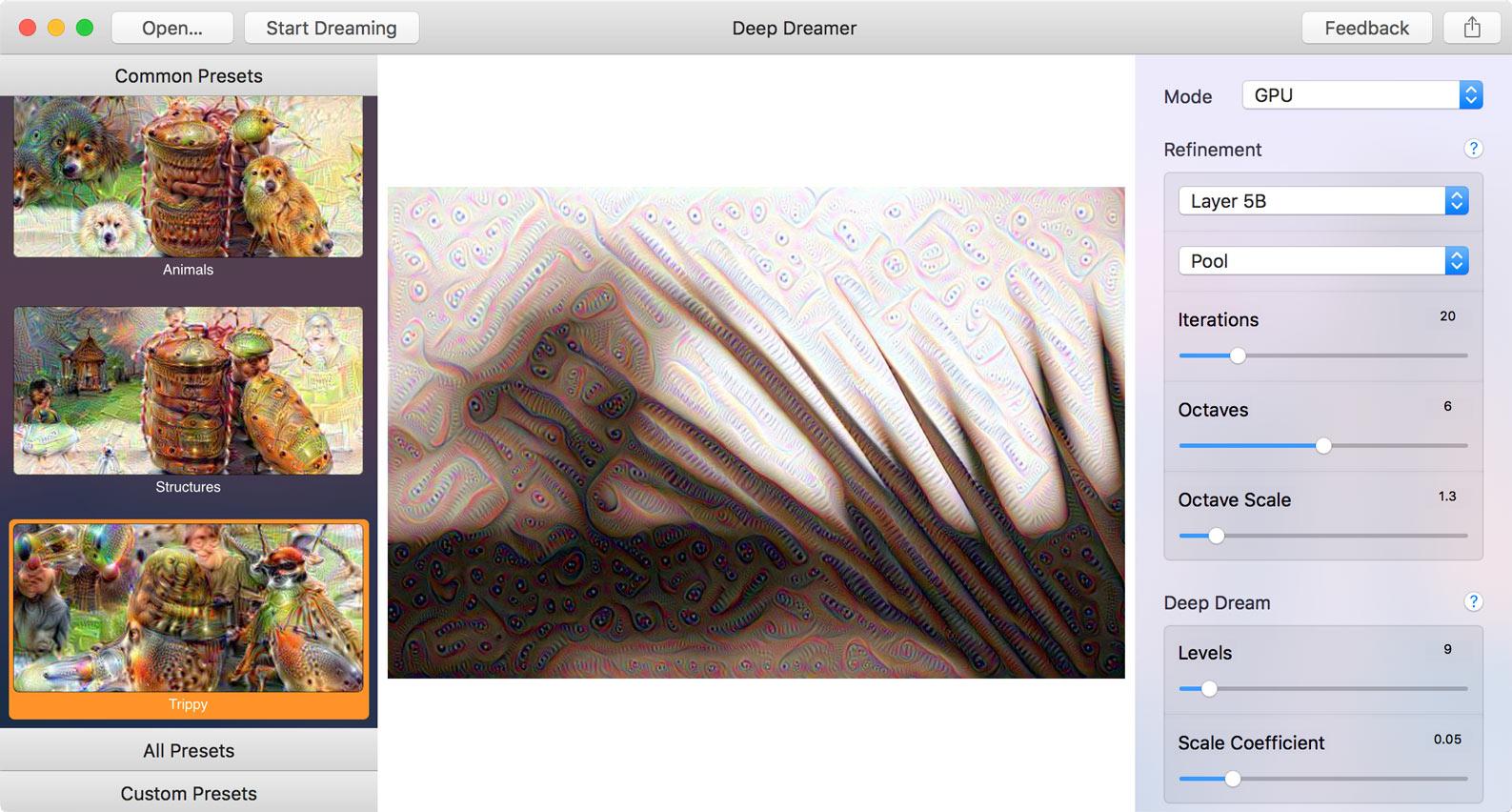 Deep Dreamer for Mac 1.0.251 破解版 - 制作梦幻图片和视频